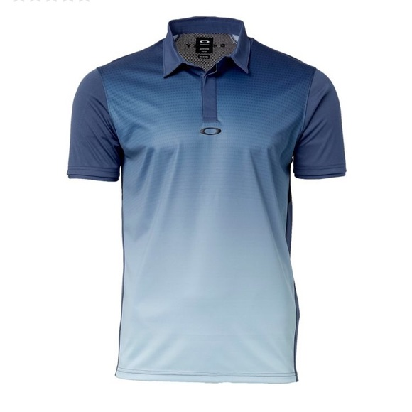 5eb51bec4 Oakley Men's Poliammide Golf Polo. M_5c0efac3819e909be086f946